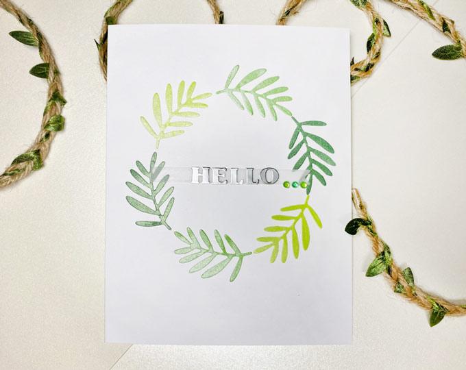 cute-hello-greeting-card