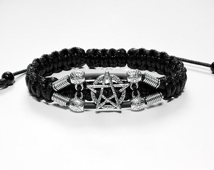 handmade-bracelet-pentagram-1