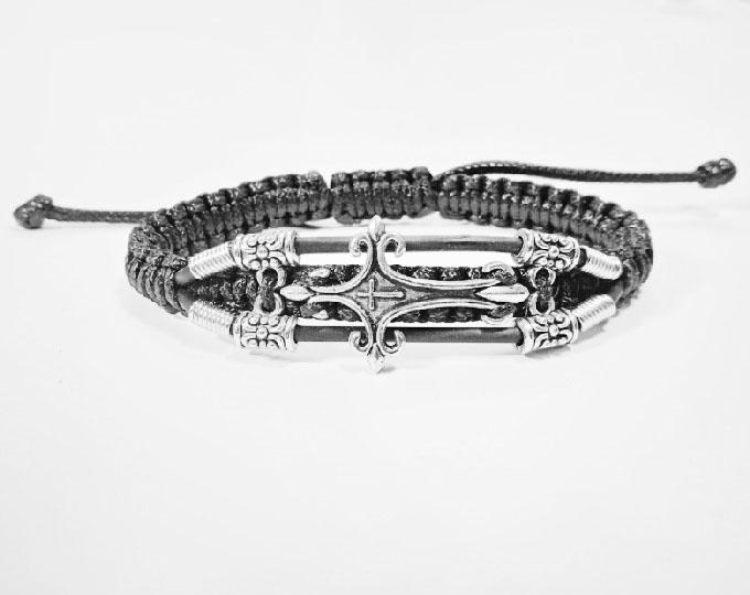 handmade-bracelet-cross-3
