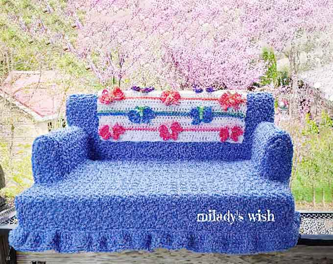 crochet-cat-couch