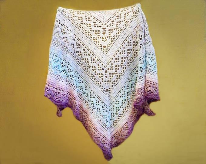 Shawl-scarf-Klaziela-Cotton-55