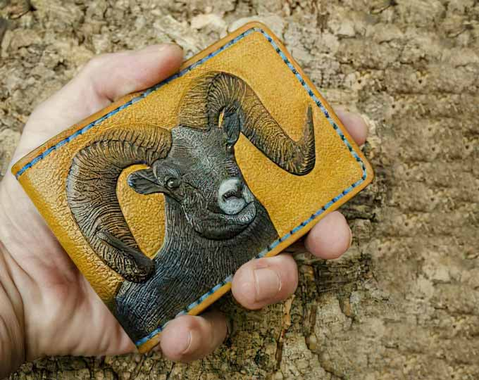 leather-wallet-with-a-ram