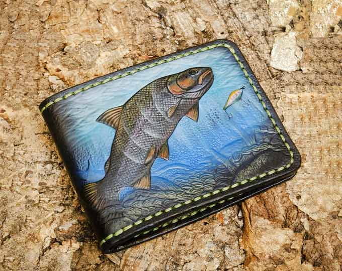 Leather-wallet-with-trout-image