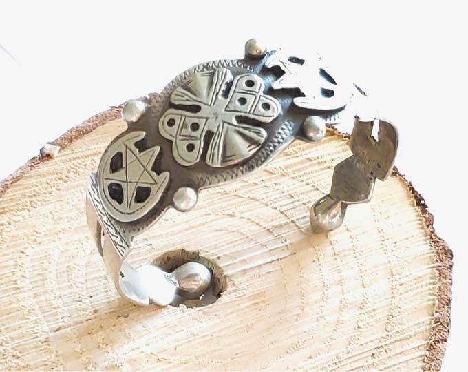 Antique-Moroccan-Tuareg-925-silver