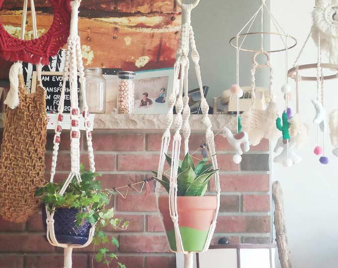 Plant-hangers