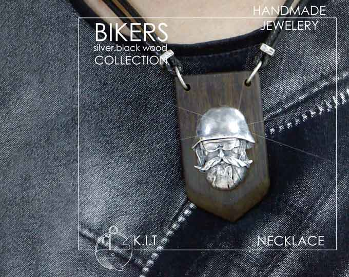 Necklace-from-bikers-collection